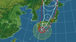 台風11号 関東は今夜からあす、広い範囲で大荒れ