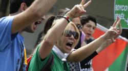 Manifestations pro-Gaza : la mobilisation faiblit en