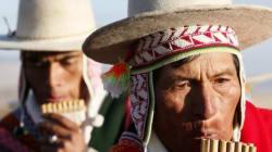 La Journée internationale des peuples autochtones soulignée ici et