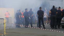 Bastia-OM: des policiers et gendarmes blessés en marge du