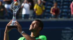 Tsonga remporte le Masters 1000 de Toronto face à
