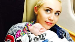 Miley Cyrus a un nouvel animal de