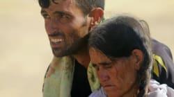Le calvaire des Yazidis en fuite dans le nord de
