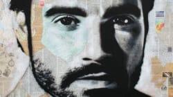 André Monet : le peintre montréalais derrière le visage des vedettes