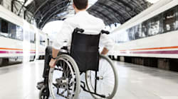 What it's Like for Disabled and Elderly People to Take the
