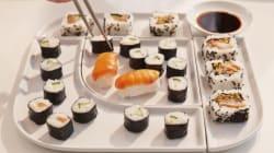Pazzi per Sushi, sashimi e crostacei? Sì, ma con