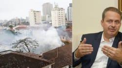 Eduardo Campos morre em acidente, diz deputado do