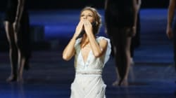 Celine Dion Kisses Mega-Successful Las Vegas Show