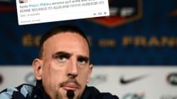 Ribéry prend sa retraite ? Les internautes se