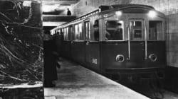 1935年。モスクワ。地下鉄駅(画像集)