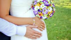 Best Maternity Wedding