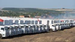 L'Ukraine et la Russie ont trouvé un accord sur le passage du convoi humanitaire