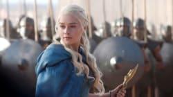¿Llamarías a tu hija Khaleesi?