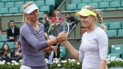 Elle Quebec Mistakes Eugenie Bouchard For Maria