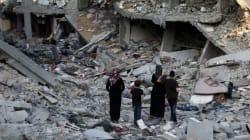 Plus de 2000 victimes à Gaza, selon les