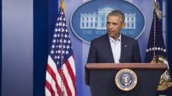 Émeutes à Ferguson : Barack Obama appelle les forces de l'ordre à la