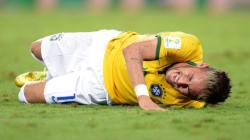 ネイマールが自分に怪我を負わせた選手に要求したこと【動画】