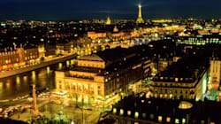Parigi si tinge di giallo