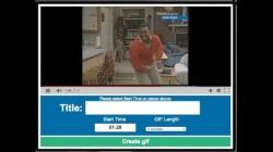 YouTubeのURLに「GIF」の文字を加えるだけでGIF化するツールが登場