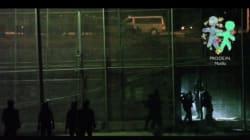 Así apalean a los inmigrantes en la valla de Melilla