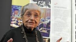 Sopravvissuta all'Olocausto arrestata durante le