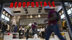 Aeropostale Bankrupt, Will Leave Canada