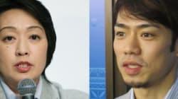 橋本聖子議員、高橋大輔選手に「キスを強制した事実はない」