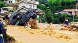 異常気象によって蝕まれる日本の国土