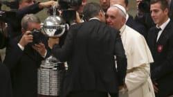 Papa Francesco si prende la