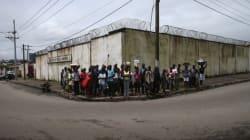 Slum Sealed Off To Stop