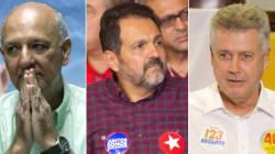 Candidatos ao governo do DF se unem contra Agnelo em