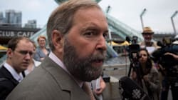 Mulcair: Tories Want To Cut Health Care, Politicize Pot