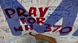 Disparition du vol MH370: un accident, annonce officiellement la