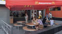 Après les embargos russes, McDo cible de