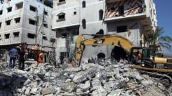 Gaza: trois commandants de la branche armée du Hamas sont