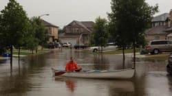 Major Thunderstorm Leaves Winnipeg Under