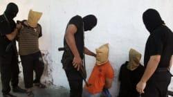 Ejecutadas en Gaza 18 personas acusadas de colaborar con