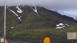 Islande: interdiction du trafic aérien au-dessus d'un volcan en