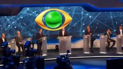Paulistas que não dormiram assistiram a debate virar