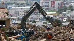Japon: les glissements de terrain à Hiroshima ont déjà fait 50