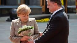 Angela Merkel défend l'intégrité territoriale de l'Ukraine en pleine escalade avec
