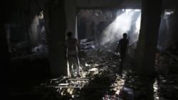 Un 25% de la población de Gaza ha abandonado su hogar, según la