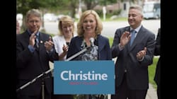 Christine Elliott Ahead In PC Leadership Race: