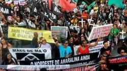 Marcha Negra reúne cerca de 50 mil e repercute fora do