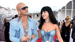 OMG: Katy Perry Channels Britney Spears At The