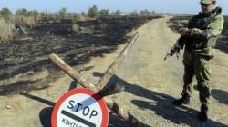 Kiev affirme combattre des blindés venus de