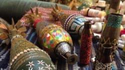 Cet artiste syrien transforme des armes de guerre en oeuvres