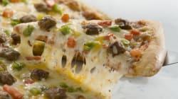 Des scientifiques ont trouvé la recette de la pizza