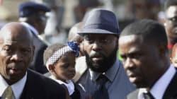 Ferguson: des milliers de fidèles aux obsèques de Michael
