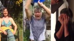 'Ice bucket challenge': 15 retos de famosos que tienes que ver